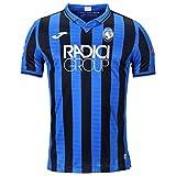 Atalanta B.C., Primera camiseta Champions League 2019/2020, Hombre, Negro / azul, 6XS
