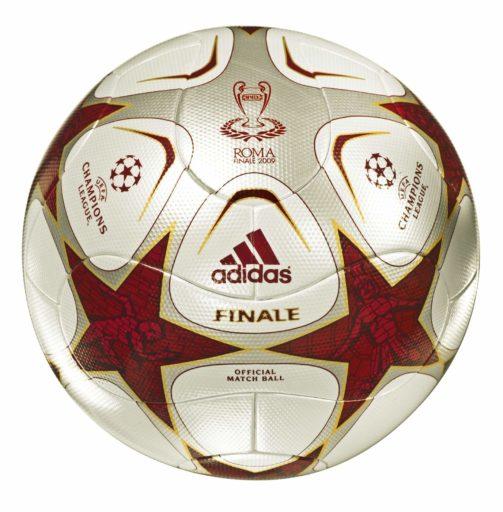 Balón Champions Final 2009
