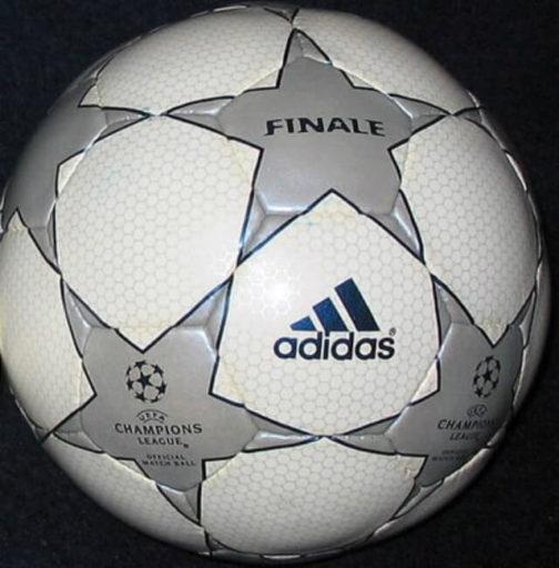 Balón de Champions Final 2001-2002