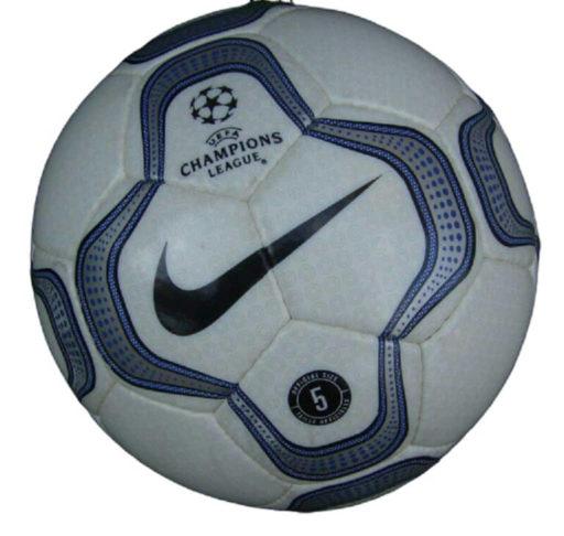 Balón de la Champions 2000-2001
