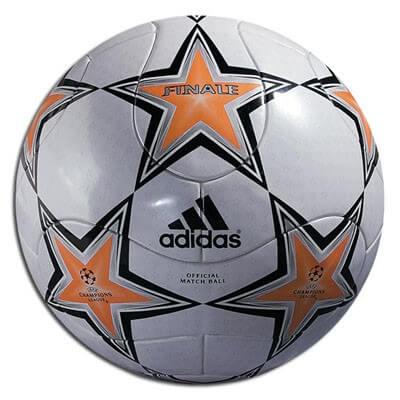Balón de la Champions 2007-2008