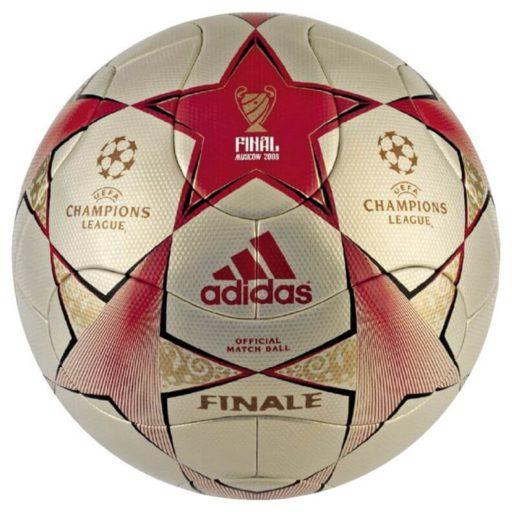 Balón de la Champions Moscu 2008
