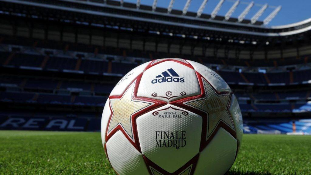 Balón de la Champios Final Madrid 2010