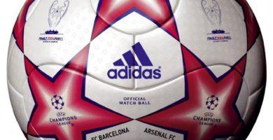 Balon de la final de la Champions Paris 2006